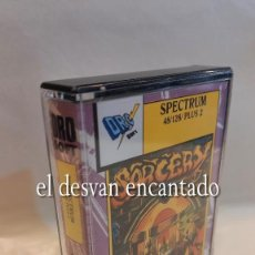 Videojogos e Consolas: SORCERY. ANTIGUO JUEGO CASETE SPECTRUM. COMO NUEVO. Lote 293618278