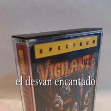 Videogiochi e Consoli: VIGILANTE. ANTIGUO JUEGO CASETE SPECTRUM. COMO NUEVO. Lote 293621978