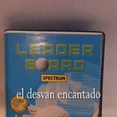 Videojuegos y Consolas: LEADER BOARD. ANTIGUO JUEGO SPECTRUM. Lote 293651878