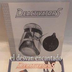 Videojuegos y Consolas: DESACTIVATORS. ANTIGUO JUEGO SPECTRUM. Lote 293652573