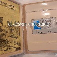 Videojuegos y Consolas: DESERT RATS. ANTIGUO JUEGO SPECTRUM. Lote 293653458