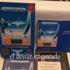 Videojuegos y Consolas: STARGLIDER. JUEGO SPECTRUM. COMPLETO EN MUY BUEN ESTADO. Lote 293760918