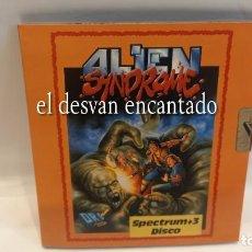 Videojuegos y Consolas: ALIEN SYNDROME. JUEGO SPECTRUM. COMPLETO EN MUY BUEN ESTADO. Lote 293761418