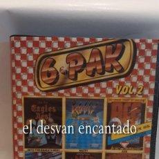 Videojuegos y Consolas: 6-PAK. VOL. 2. JUEGO SPECTRUM. COMPLETO EN MUY BUEN ESTADO. Lote 293762068