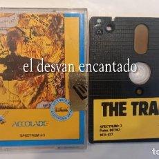 Videojuegos y Consolas: THE TRAIN. JUEGO SPECTRUM. MUY BUEN ESTADO. Lote 293772303