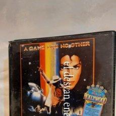 Videojuegos y Consolas: MICHAEL JACKSN. MOONWALKER. ANTIGUO JUEGO SPECTRUM.. Lote 293877308