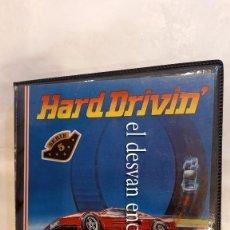 Videojuegos y Consolas: HARD DRIVIN. ANTIGUO JUEGO SPECTRUM.. Lote 293877478