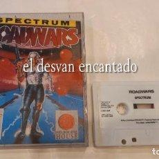 Videojogos e Consolas: ROADWARS. ANTIGUO JUEGO SPECTRUM.. Lote 293878178