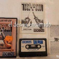 Videojuegos y Consolas: TAI-PAN. ANTIGUO JUEGO SPECTRUM.. Lote 293883733