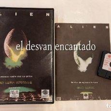 Videojuegos y Consolas: ALIEN. ANTIGUO JUEGO SPECTRUM.. Lote 293884573