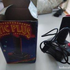 Videojuegos y Consolas: SINCLAIR ZX SPECTRUM +2 +3 128K JOYSTICK STIC PLUS - CON CAJA ORIGINAL + REGALO. Lote 293939143
