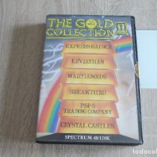 Videojuegos y Consolas: JUEGOS SPECTRUM. THE GOLD COLLECTION III. US GOLD.. Lote 294171343