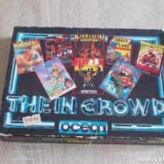 Videojuegos y Consolas: JUEGOS SPECTRUM. PACK THE IN CROWD. OCEAN. Lote 294172098