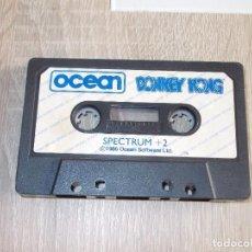 Videojuegos y Consolas: JUEGO SPECTRUM. DONKEY KONG. NINTENDO / OCEAN.. Lote 294172833