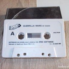 Videojuegos y Consolas: JUEGO SPECTRUM. GUERRILLA WAR. OCEAN / ERBE. Lote 294174703