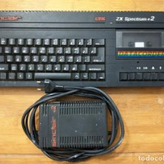 Videogiochi e Consoli: ZX +2 SPECTRUM SINCLAIR 128 K + TRANSFORMADOR ALIMENTADOR (VER DESCRIPCION). Lote 295851423
