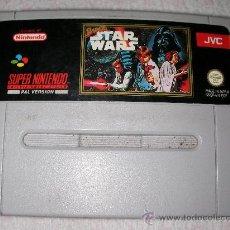 Videojuegos y Consolas: SUPER STAR WARS. Lote 22062278