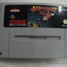 Videojuegos y Consolas: AERO ACRO BAT. Lote 28184395