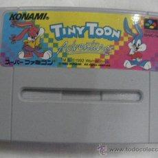 Videojuegos y Consolas: AVENTURAS TINNY TOON. Lote 28184413