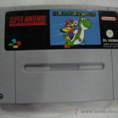 Videojuegos y Consolas: SUPER MARIO WORLD. Lote 28184450
