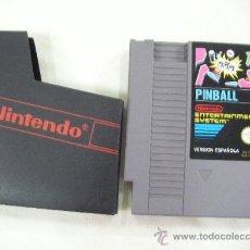 Videojuegos y Consolas: JUEGO NINTENDO PINBALL. Lote 29452425