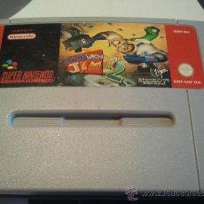 Videojuegos y Consolas: JUEGO SUPER NINTENDO. Lote 30644504
