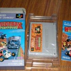 Videojuegos y Consolas: WILDTRAX - FAMICOM SUPER NINTENDO SUPERFAMICOM SUPERNINTENDO JAPAN. Lote 31530845