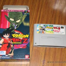 Videojuegos y Consolas: DRAGON BALL - FAMICOM SUPER NINTENDO SUPERFAMICOM SUPERNINTENDO JAPAN. Lote 31530872