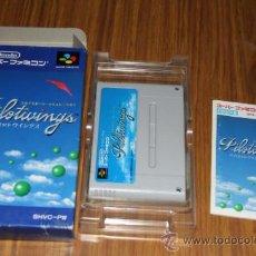 Videojuegos y Consolas: PILOTWINGS - FAMICOM SUPER NINTENDO SUPERFAMICOM SUPERNINTENDO JAPAN. Lote 31530920