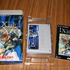 Videojuegos y Consolas: XAK - FAMICOM SUPER NINTENDO SUPERFAMICOM SUPERNINTENDO JAPAN. Lote 31531006