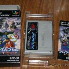 Videojuegos y Consolas: FIRE EMBLEM - FAMICOM SUPER NINTENDO SUPERFAMICOM SUPERNINTENDO JAPAN. Lote 31531077