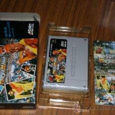 Videojuegos y Consolas: WRESTLEMANIA - FAMICOM SUPER NINTENDO SUPERFAMICOM SUPERNINTENDO JAPAN. Lote 31531152