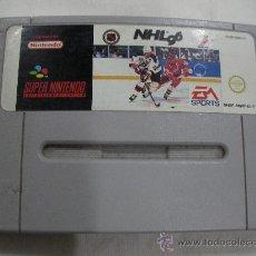 Videojuegos y Consolas: ANTIGUO JUEGO SUPER NINTENDO - NHL 96 - ENVIO GRATIS PARA ESPAÑA. Lote 32969128