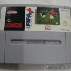 Videojuegos y Consolas: ANTIGUO JUEGO SUPER NINTENDO - FIFA SOCCER 96. Lote 32969151