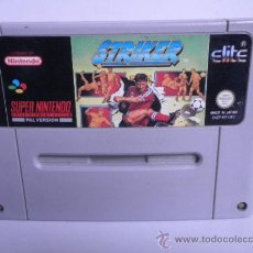 Videojuegos y Consolas: STRIKER - SUPERNINTENDO SUPER NINTENDO SNES -. Lote 294476068