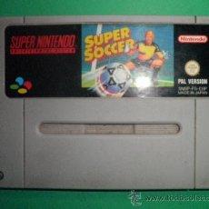 Videojuegos y Consolas: SUPER SOCCER - SUPERNINTENDO - SUPER NINTENDO - SNES. Lote 34682986