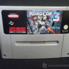 Videojuegos y Consolas: ROBOCOP 3 - SUPERNINTENDO - SUPER NINTENDO - SNES. Lote 36554057