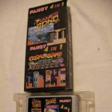 Videojuegos y Consolas: ANTIGUO JUEGO SUPERNINTENDO JAMES BOND - THE PUZZLE - SUPER MARIO WORLD - TOM Y JERRY-NUEVO EN CAJA. Lote 39908163