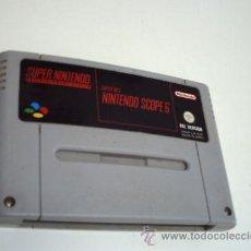 Videojuegos y Consolas: NINTENDO SCOPE 6. Lote 39269140