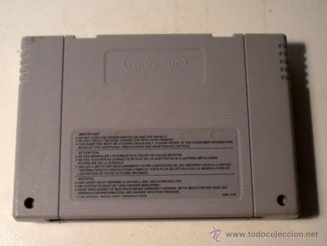 Videojuegos y Consolas: NBA GIVE´N GO - Super Nintendo- 1.995 - Foto 2 - 58468146