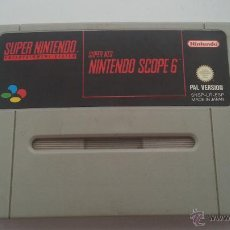 Videojuegos y Consolas: NINTENDO SCOPE - SNES. Lote 39812007