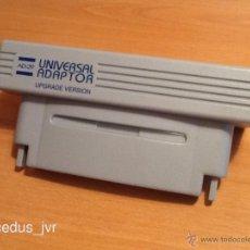 Videojuegos y Consolas: AD-29 UPGRADE VERSION ADAPTADOR UNIVERSAL DE JUEGOS IMPORTADOS PARA SUPER NINTENDO SNES NTSC USA JAP. Lote 36519043