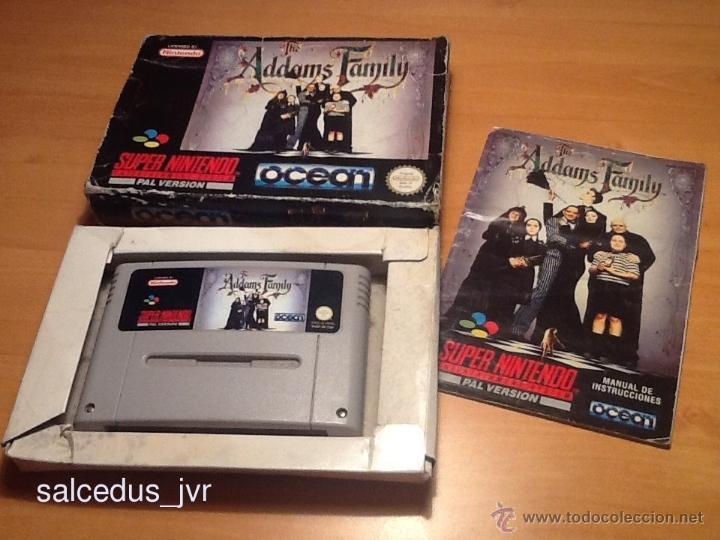 The Addams Family La Familia Addams Juego Para Comprar Videojuegos