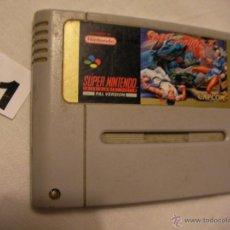 Videojuegos y Consolas: ANTIGUO JUEGO SUPER NINTENDO - STREET FIGHTER II - ENVIO GRATIS A ESPAÑA . Lote 42325326