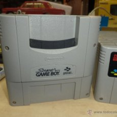 Videojuegos y Consolas: ADAPTADOR SUPERNINTENDO -GAME BOY.. Lote 42621339