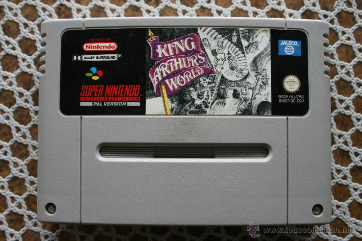 king arthurs world snes