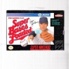 Videojuegos y Consolas: SUPER BASES LOADED. Lote 44000828