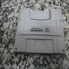 Videojuegos y Consolas: ADAPTADOR SUPER GAME BOY PARA SUPER NES.. Lote 49192520