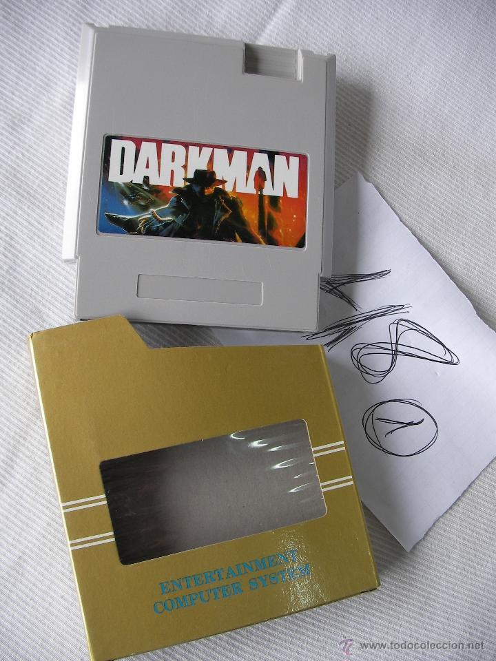 ANTIGUO JUEGO PARA NINTENDO - DARKMAN - NUEVO SIN USAR (Juguetes - Videojuegos y Consolas - Nintendo - SuperNintendo)