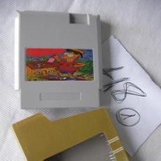 Videojuegos y Consolas: ANTIGUO JUEGO PARA NINTENDO - SIMPSON - NUEVO SIN USAR . Lote 48577627